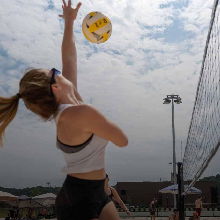 Birmingham Beach Volleyball